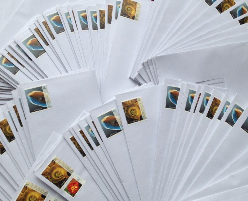Briefe Für Besondere Menschen : Premiere alle spendenbescheinigungen versandfertig